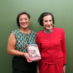 Professor Dame Marie Bashir launches  new edition
