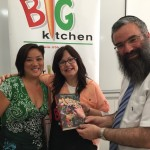 Rabbi and Laya Slavin at OBK