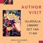 Ulladulla Library - 14 October - 11am