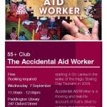 Paddington Library 7 September