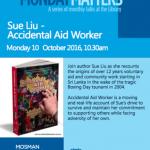 Mosman Library - Monday 10 October