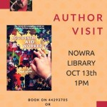 Nowra Library -13 October -1pm