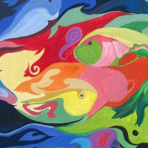 Ocean Fantasy artwork by Sopheab